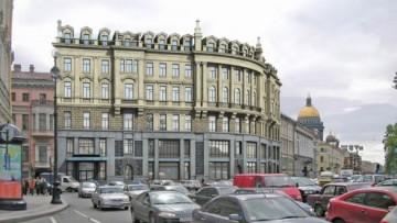 Проект реконструкции дома на Невском проспекте