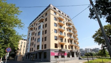 Проспект Динамо, дом 6