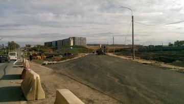 Реконструкция Петербургского шоссе