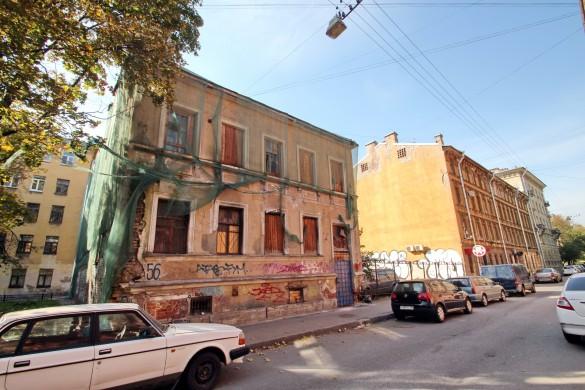 Ропшинская улица, 10