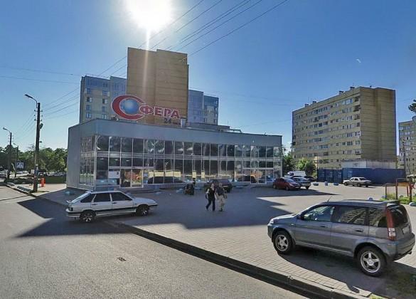 Сестрорецк, торговый центр Сфера на Дубковском шоссе