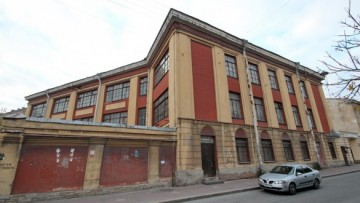 Средний проспект, дом 2, литера В