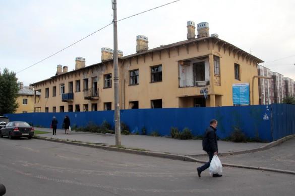 Стрельбищенская улица, 13