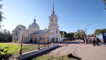 Свято-Троицкая церковь в Красном Селе
