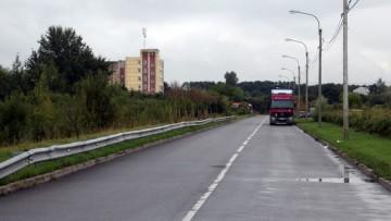 Улица в промзоне Красносельская