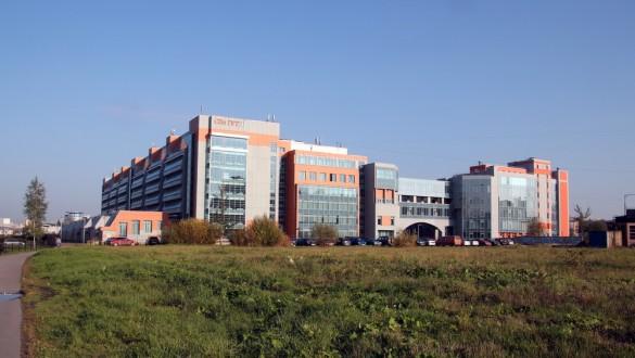 Университет телекоммуникаций на Большевиков