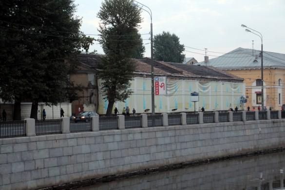 Военные склады на Обводном канале, 175