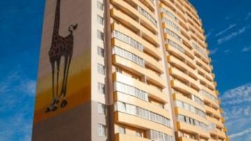 Вишерская улица, 22, жираф