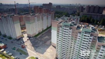 Жилой комплекс Антей на Космонавтов