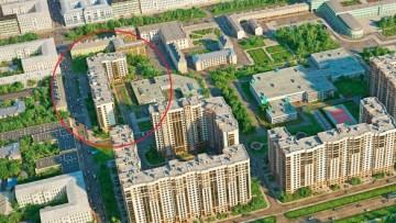 Жилой комплекс Московские ворота