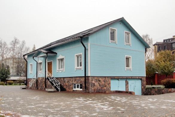 1-я Никитинская улица, дом 1, литера Б, воскресная школа церкви Димитрия Солунского