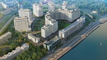 Riverside, жилой комплекс