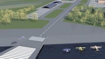 Проект аэропорта Бычье Поле