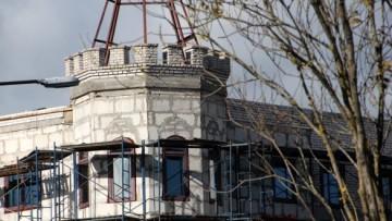 Башня на Кузьминском шоссе