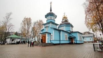 Церковь Димитрия Солунского в Коломягах