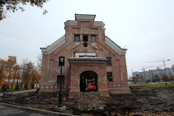 Церковь Пантелеимона