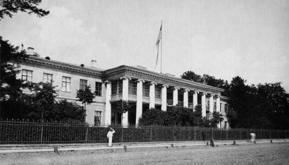 Дача Дурново в 1880-х годах