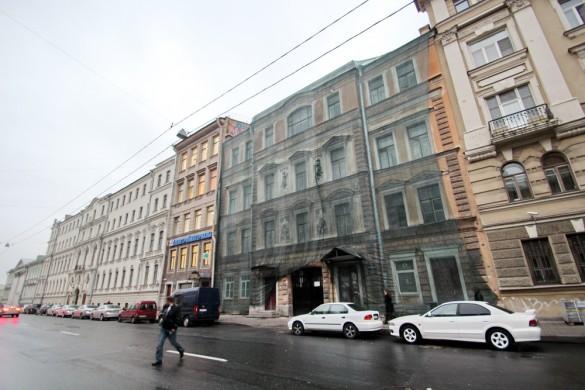 Дом Штакеншнейдера