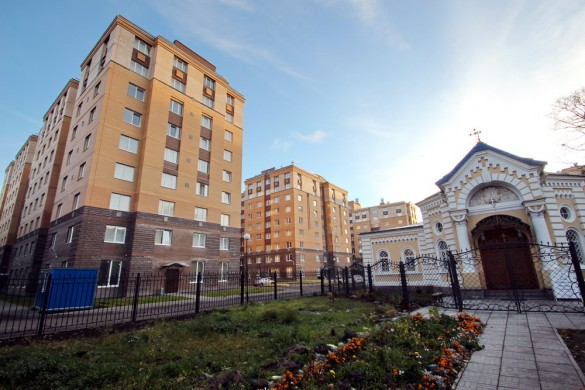 Гостиница на Академика Лебедева