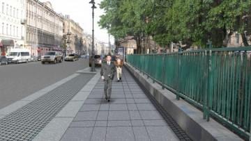 Карман на улице Восстания— проект