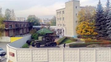 Катюша на Большом Сампсониевском