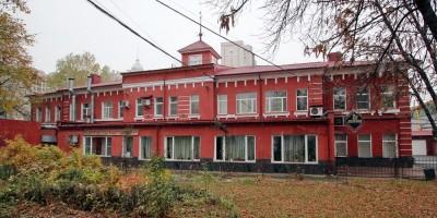 Коломяжский проспект, 13, главный фасад