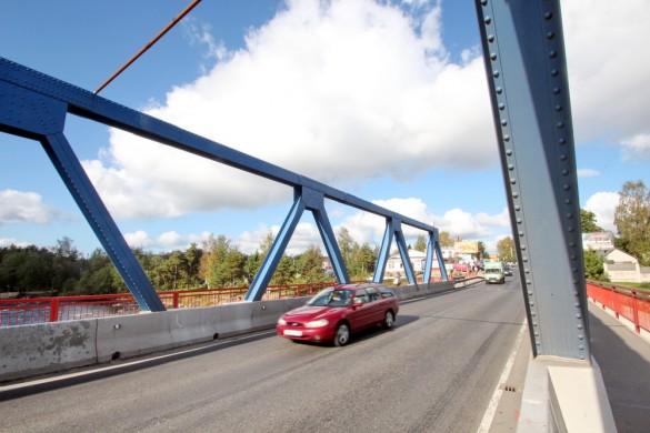 Лосево, мост через Вуоксу