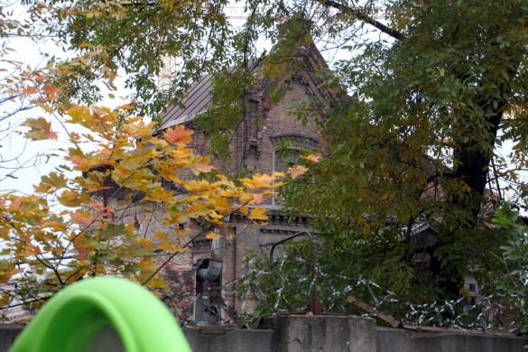 Московский проспект, дом 115, литера Щ, фасад