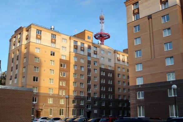 Общежитие для военных на Академика Лебедева