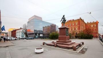 Офис Ранта на Малом Сампсониевском