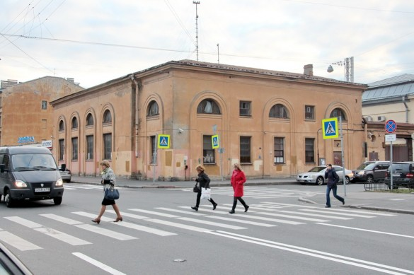 Петрозаводская улица, 11, литера В