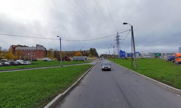 Площадь Академика Пашина