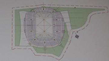 Проект спорткомплекса
