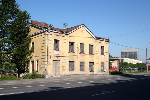 Проспект Шаумяна, 9