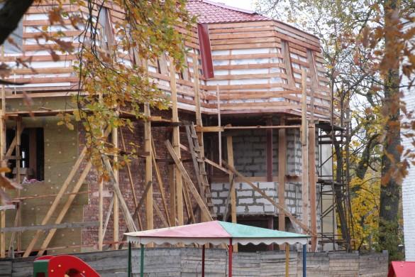 Реконструкция на Константиновской улице, 12