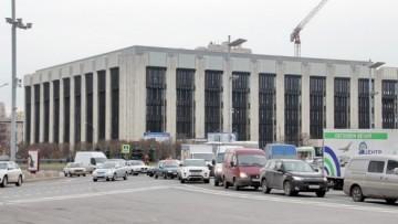 Реконструкция на площади Победы