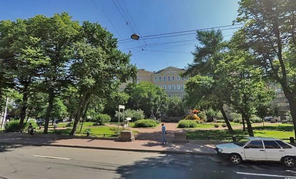 сад Валентина Пикуля