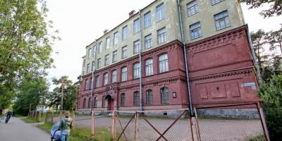 Школа, Сестрорецк, улица Мосина, дом 63, литера А