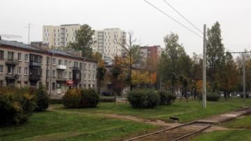 Улица Пограничника Гарькавого
