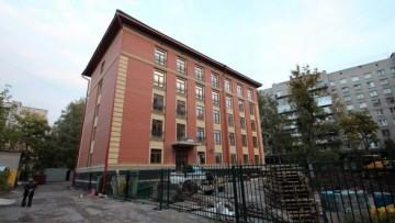 улица Шевченко, 19, корпус 2, общежитие Горного университета