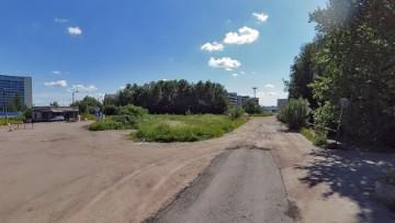 Улица Владимира Мацкевича