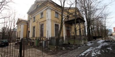 Усадьба Орловых-Денисовых на Главной улице