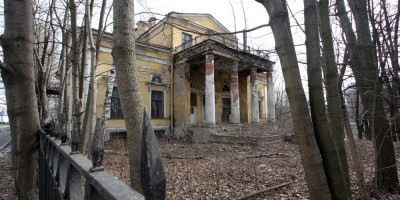 Усадьба Орловых-Денисовых в Коломягах