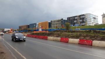 Экспофорум на Петербургском шоссе