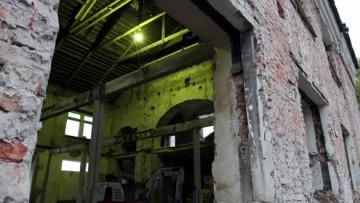 Интерьеры церкви Пантелеимона на Свердловской