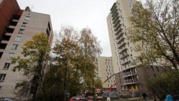 Застройка 2-й Комсомольской