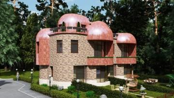 Жилой дом в Лисьем Носу
