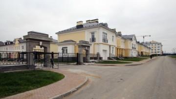 Жилой комплекс Александровский в Пушкине