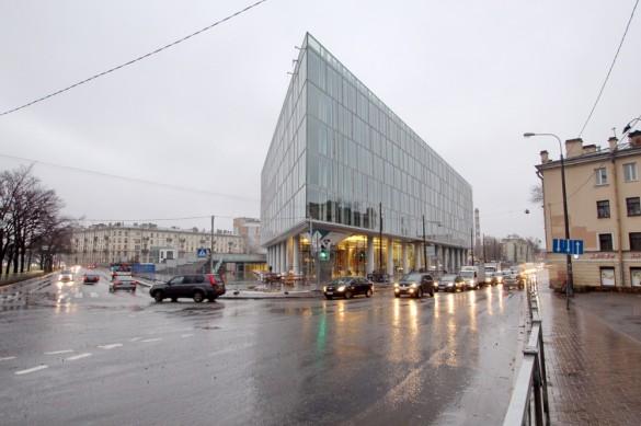 Бизнес-центр Trinity на Лазарева