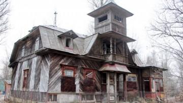 Дача Маяковского в Левашове
